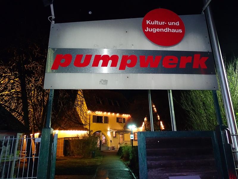 Pumpwerk Hockenheim